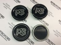 New quality reproduction RS 4 Spoke centre caps X4